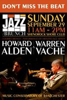 MCW's Jazz Brunch 2013 with Howard Alden & Warren Vache