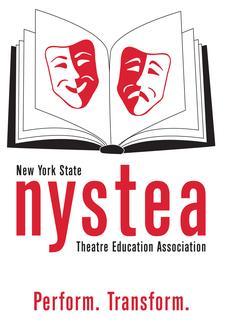 New York State Theatre Education Association logo