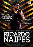 Ricardo Naipes Show Acustico