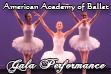American Academy of Ballet logo