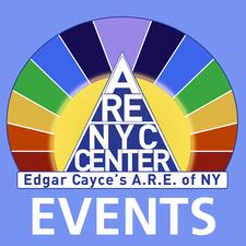 A.R.E. of New York Edgar Cayce Center logo