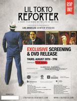 EXCLUSIVE - Lil Tokyo Reporter - DVD LAUNCH &...