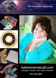 Katherine Metcalf-Professional Astrologer & Intuitive logo