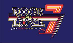 Rock for Love 7 VIP Tent at Levitt Shell