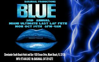 BLUE MIAMI ULTIMATE LAST LAP PARTY