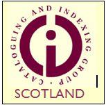 Cataloguing & Indexing Group in Scotland logo