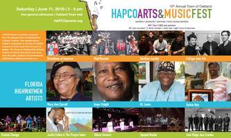 HapCO Music Foundation presents the 10th Annual Town...