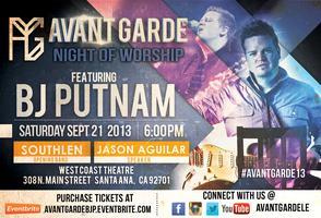 """Avant Garde"" Concert Featuring BJ Putnam"