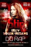 Sexy House Fridays