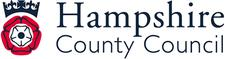 Hampshire County Council Adult Services logo