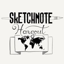 Sketchnote Hangout logo