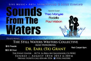 "Still Waters Presents ""Sounds from the Waters"" A..."