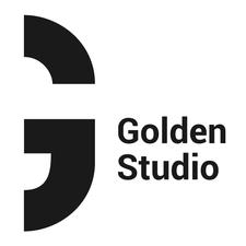 GOLDEN STUDIO logo