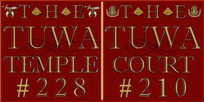 Tuwa Temple & Court 13th Annual Joint Ball Gala