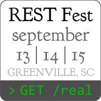 REST Fest 2012