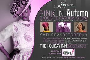 L'Accent Womens Fashion Presents: Pink in Autumn...