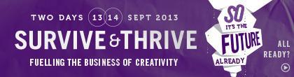 Survive & Thrive 2013   #survivethrive