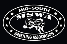 MID-SOUTH WRESTLING ASSOCIATION logo