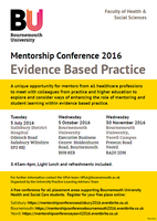 MENTORSHIP CONFERENCE - Bournemouth
