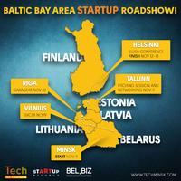 Baltic BayAreaStartupRoadShow by BELBIZ...