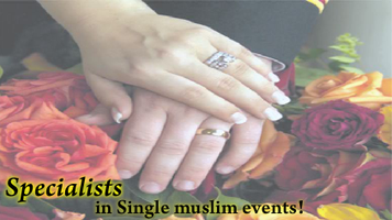 Muslim dating events