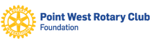 The Point West Rotary Club Foundation logo