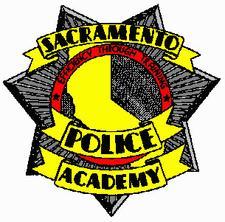 Sacramento Police Department Academy logo