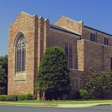 Statesboro First United Methodist Church logo