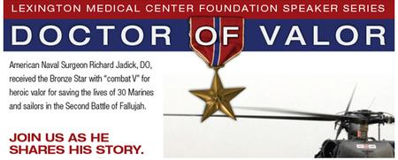 Doctor of Valor: Richard Jadick, DO
