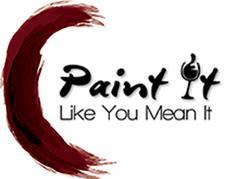 Paint it Like You Mean it logo