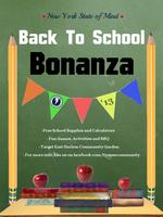 NYSoM Back To School Bonanza 2013