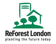 ReForest London and The Million Tree Challenge logo