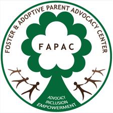 Foster & Adoptive Parent Advocacy Center (FAPAC) logo