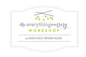 The Everything Nursery Seminar by Sarah Stacey Interior...