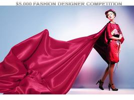 $5,000 CASH FASHION DESIGNER COMPETITION