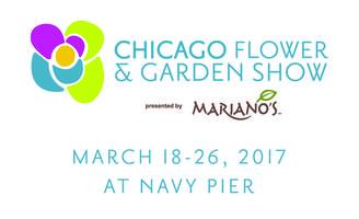 Chicago Flower Garden Show presented by Marianos Tickets