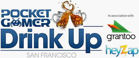 • Pocket Gamer Drink Up • Sponsored by Grantoo &...