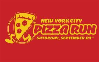 2013 NYC Pizza Run