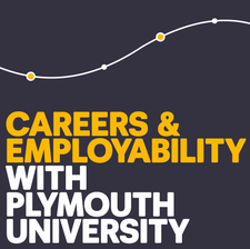 University of Plymouth Careers & Employability Service logo