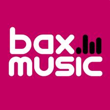 Bax Music logo