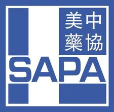 Sino-American Pharmaceutical Professionals Association-DC chapter (SAPA-DC) logo