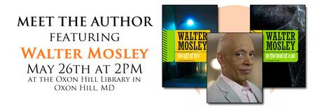 Meet the Author Featuring Walter Mosley