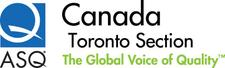 ASQ Toronto Section logo