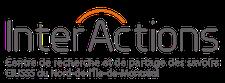 Centre de recherche et de partage des savoirs InterActions logo