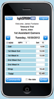 Mobile Paperless Crew Timecards! - August 14th