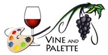 Vine And Palette logo