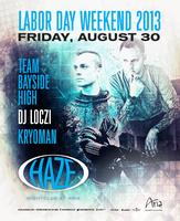 Team Bayside High Guest DJ Set Labor Day Weekend @...