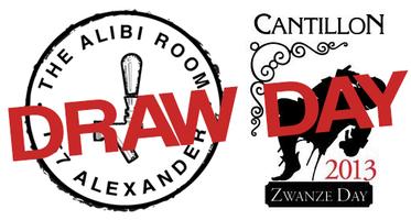 Zwanze Day Draw Day