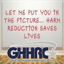 Greater Hartford Harm Reduction Coalition (GHHRC) logo