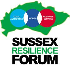 Sussex Resilience Forum - Training and Exercising Group logo
